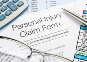 types of personal injury law