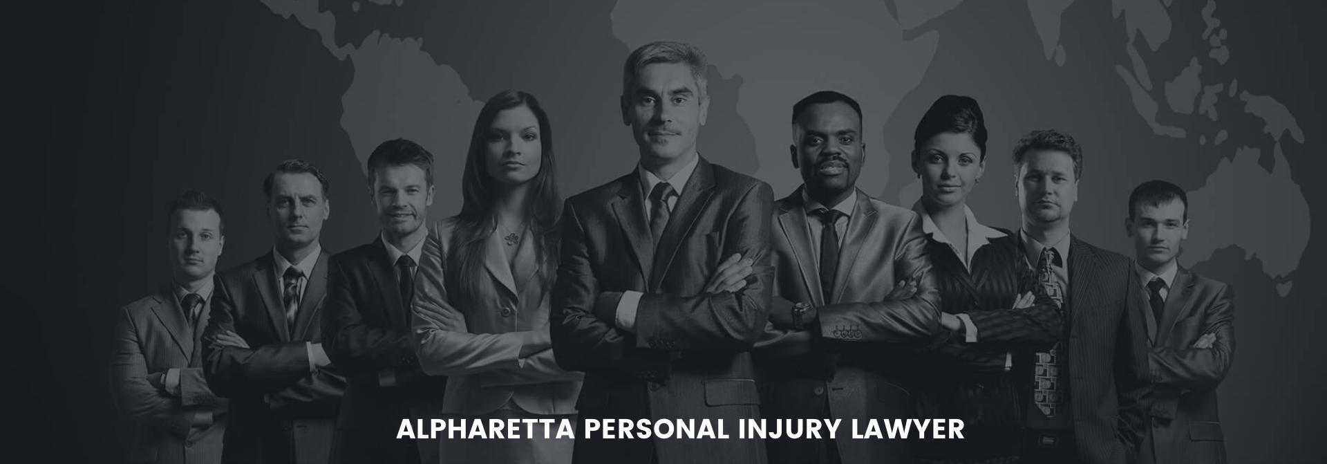 Alpharetta personal injury lawyer